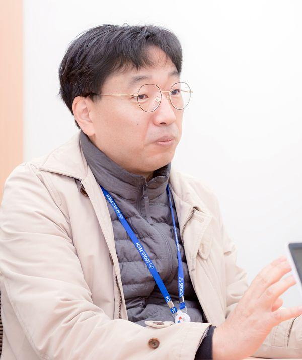 서울과기대 인공지능응용학과 박종열 학과장 / 서울과기대 제공