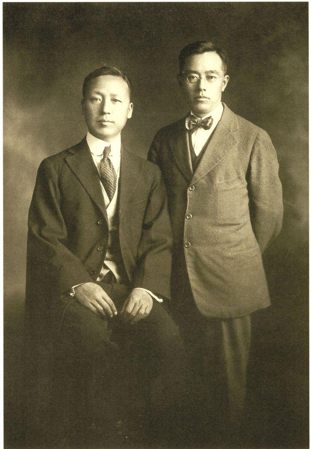 김규식은 임시정부 외무총장으로 임정 초대 대통령이던 이승만과 함께 독립 외교 활동을 펼쳤다.