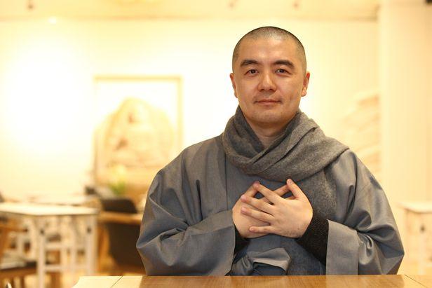 혜민 스님 /장련성 기자