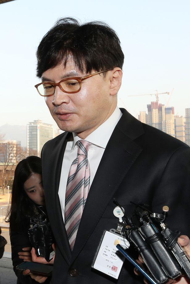 법무부가 4일 오후 단행한 검찰 고위 간부 인사에서 사법연수원 부원장으로 내정된 한동훈 검사장. /연합뉴스