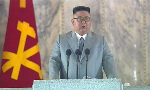 북한 김정은./조선중앙통신
